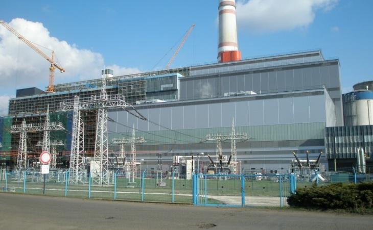 ŠKODA PRAHA Invest, s.r.o. elektrárna Tušimice (KO ETU II)
