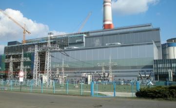 ŠKODA PRAHA Invest, s.r.o. Power plant Tušimice (KO ETU II)