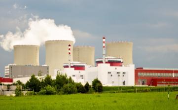 ČEZ, a.s .; Temelín Nuclear Power plant VVER 1000