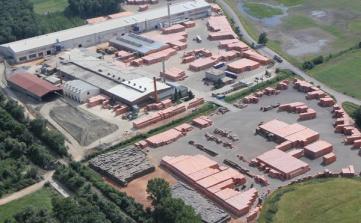 Brick factory Heluz - Dolni Bukovsko