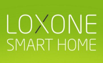 Houses control by system LOXONE SMART HOME